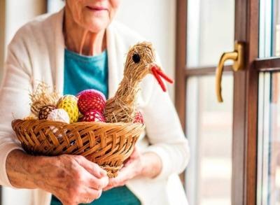 Ostergeschenke für Senioren - meine besten Empfehlungen.