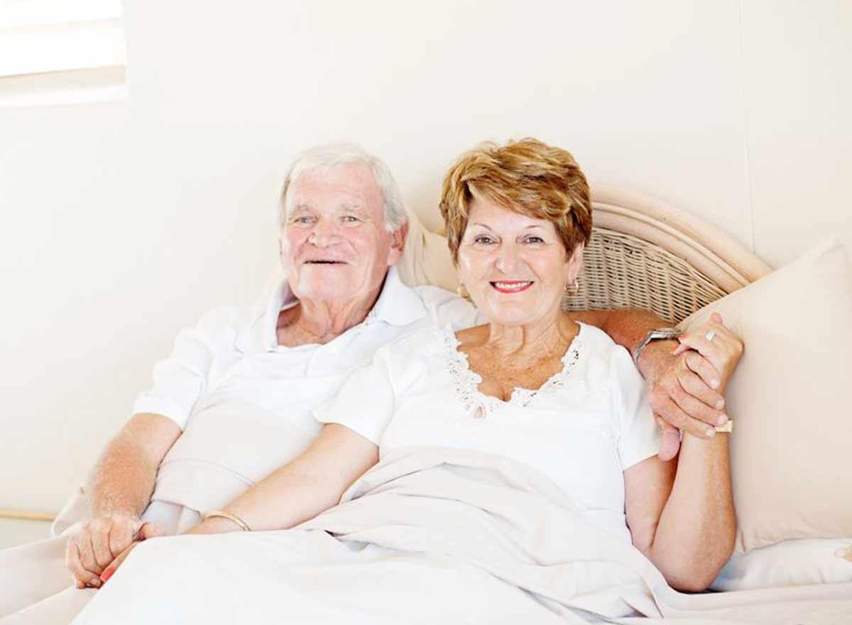 Liebe und Sexualität sind auch bei älteren Menschen sehr bedeutend.