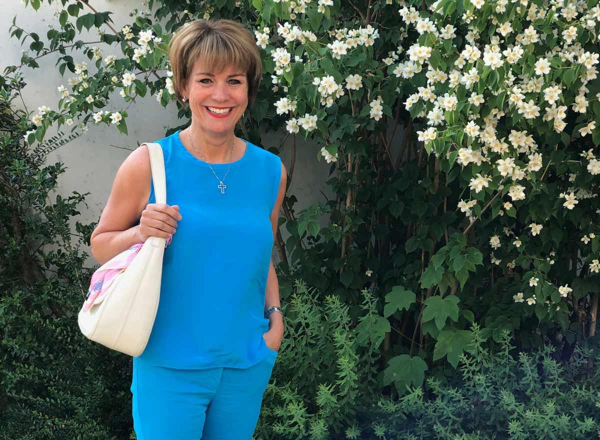 Christine Thaddey, Geschäftsführerin und Inhaberin von Christines Seniorenbetreuung