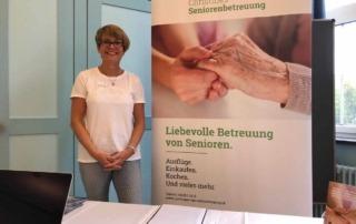 Seniorentischmesse in Schwyz vom Samstag, 22. Juni 2019: Private Seniorenbetreuung für Schwyzerinnen und Schwyzer.