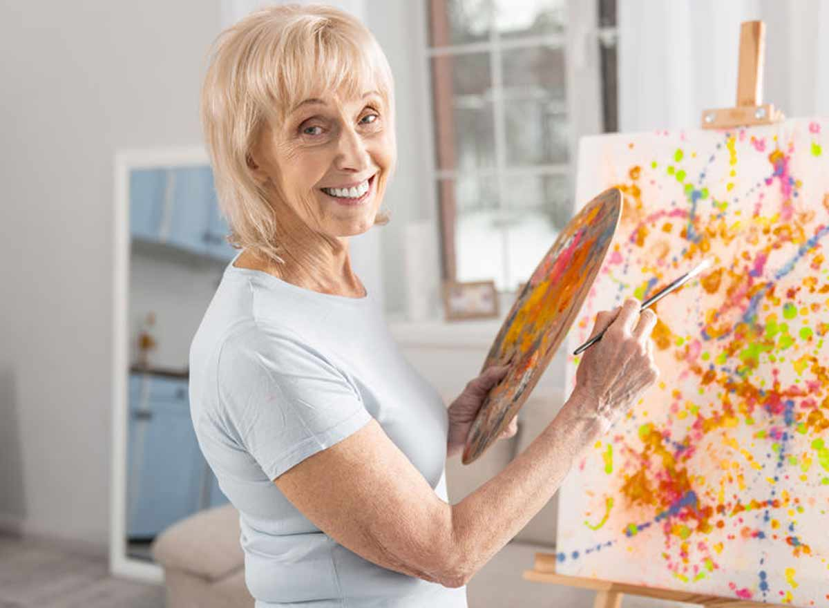 Blog: Wie beschreiben ältere Menschen das Glück?