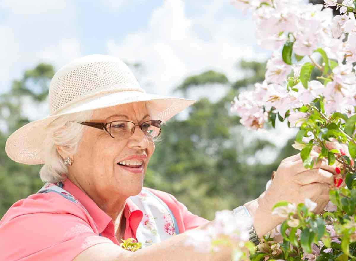 Frühlingsgefühle bei Senioren – einfach etwas anders